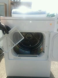 white front-load clothes washer Hyattsville, 20781