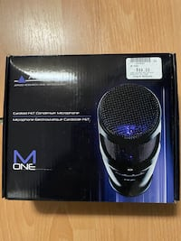 M-One Cardioid Fet condenser Microphone Mississauga, L5C 1N4