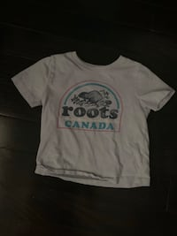 Toddler roots t shirt 3T