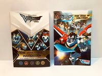 Voltron: Legendary Defender - The Paladins Handbook & The Rise of Voltron COMBO Quakertown, 18951
