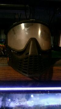 Paintball mask used 5 times  Newark, 07104