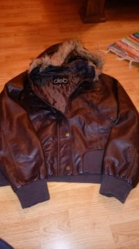 Dark Brown size 3x deb jacket