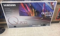 65 Inch Samsung Curved QLED TV