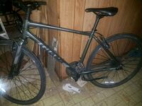 black and gray hard tail mountain bike Toronto, M6J 1W4