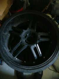 Dodge Charger rims with good Perrelli tires. Baltimore, 21218