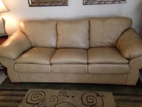 Leather sleeper sofa Fairfax, 22033