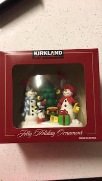 Kirkland holiday ornament  Clarksville, 21029