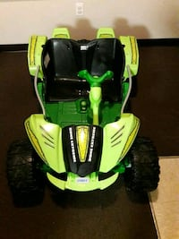 Power wheels dune buggy with $50 quick charger