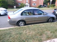 2003 Honda Civic Seven Corners