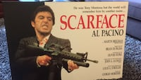 Scarface Al Pacino poster Burnaby, V3N 5A7