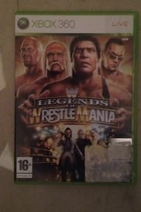 Legends of wrestlemania  Grasse, 06130