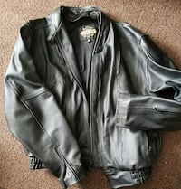 Leather Jacket (Motorcycle)