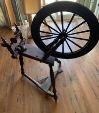 Antique Spinning Wheel Calgary, T3Z 2A6