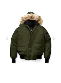 Canada Goose Chilliwack Bomber Small Laval, H7N 3Z3