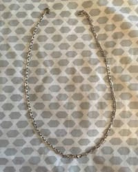 Sterling silver chain necklace pick up in west des moines West Des Moines