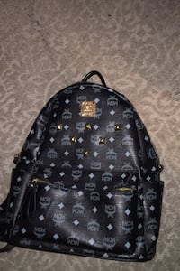 Authentic mcm backpack  (TRADES ACCEPTED) Pickering, L1W 1Z1