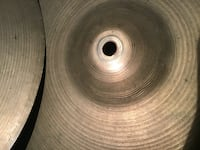 "1960's Zildjian 13"" High Hat Cymbals  Virginia Beach, 23464"