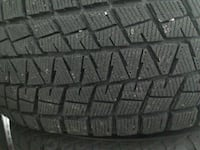 235/65r17 winter tires on steel rims off 2011 kia  Barrie, L4N 9W5