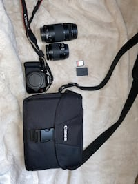 Canon EOS Rebel T6 camera kit