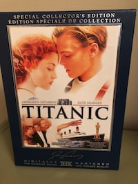 Titanic DVD brand new condition Langley, V1M 3R8