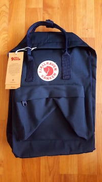 Navy Blue Fjallraven backpack (BRAND NEW) Richmond