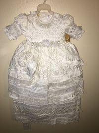 Baptism Bautiso dress
