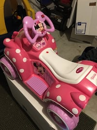 Minnie Mouse battery operated four wheeler  Nicholasville, 40356