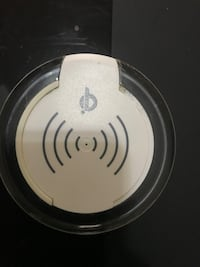 Wireless Qi iPhone charger
