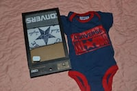 Converse All Star baby body  Bergen, 5058