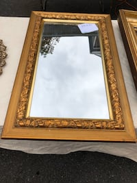 Antique mirror 33x21 Montgomery Village, 20886