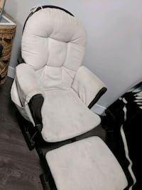 Rocking/Gliding Chair with Ottoman Surrey, V3S 3J7