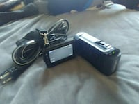 Sony Handycam with memory card