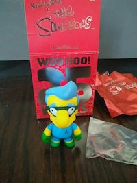 Kidrobot x Simpsons Milhouse Fallout Boy Richmond Hill, L4E