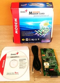MODEM CARD -GENIUS