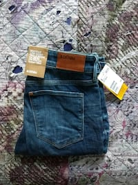 H&M bootcut jeans, new