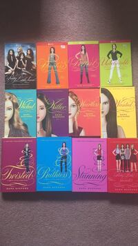 Pretty Little Liars Novels Mississauga, L5L 2Y4