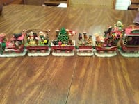 Pug Christmas Express by Danbury Mint Albany, 31705