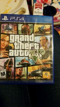 Play station 4 grand theft auto 5 Glendale, 85301