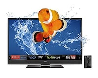 55 Inch LED 3D Smart TV with WiFi Bluetooth featur Brampton