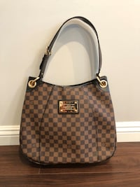 Louis Vuitton Inspired Shoulder Bag