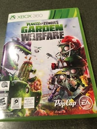 Plants vs Zombies Garden Warfare - Xbox 360 Columbia, 21046