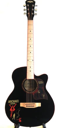 Michael Jackson acoustic guitar 40 inch brand new Toronto