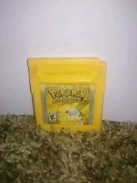 "Nintendo GAME BOY ""POKEMON"" Kearns, 84118"