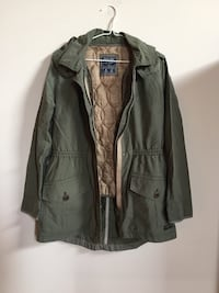 Medium Size Abercrombie Jacket Vancouver