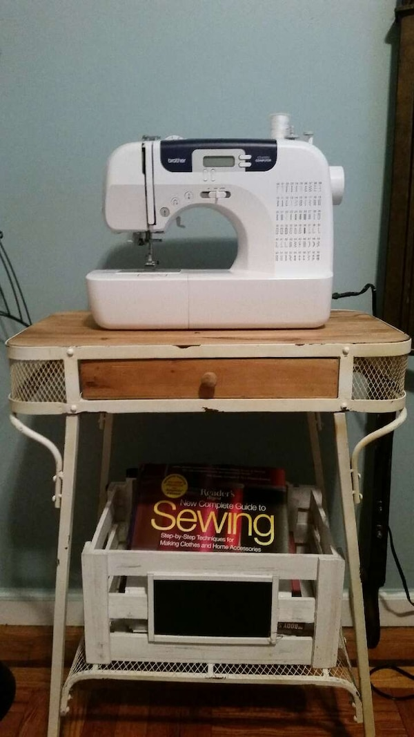 Used Sewing Machine Brother CS40i For Sale In New York Letgo Best Sewing Machine Brother Cs6000i