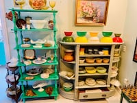 Pyrex and vintage glass collection Kensington, 20895