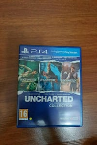 Uncharted: The Nathan Drake Collection 8429 km