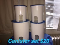 4pc canister set Alexandria, 22303