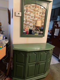 Cabinet with mirror ANNANDALE