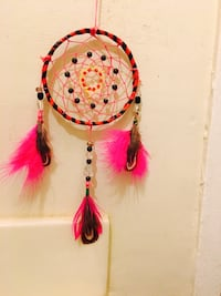 pink and black dreamcatcher 27 km